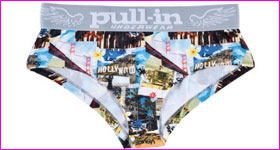 Sous-vêtements tendance Pull-In