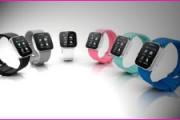 Nouvelle gamme de montres : les Smart Watch Sony
