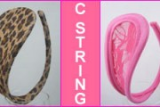 Le C-String by Heart Jacking, indispensable sous les vêtements moulants